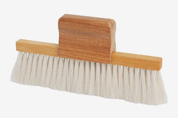Redecker Goat Hair Table Brush.