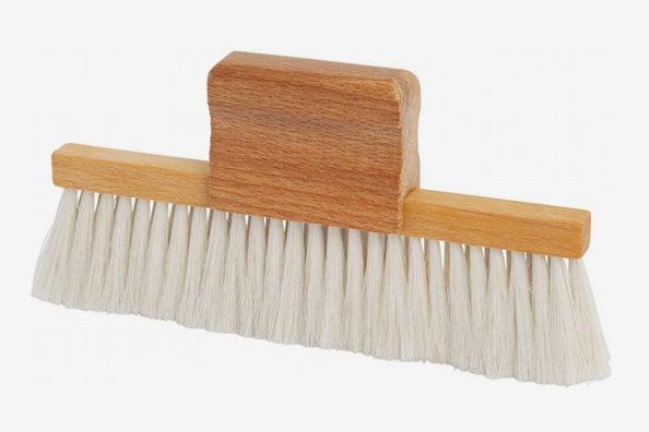Redecker Goat Hair Table Brush.