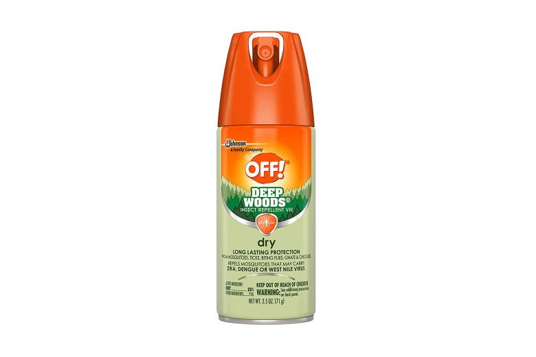 OFF! Deep Woods Insect Repellent.
