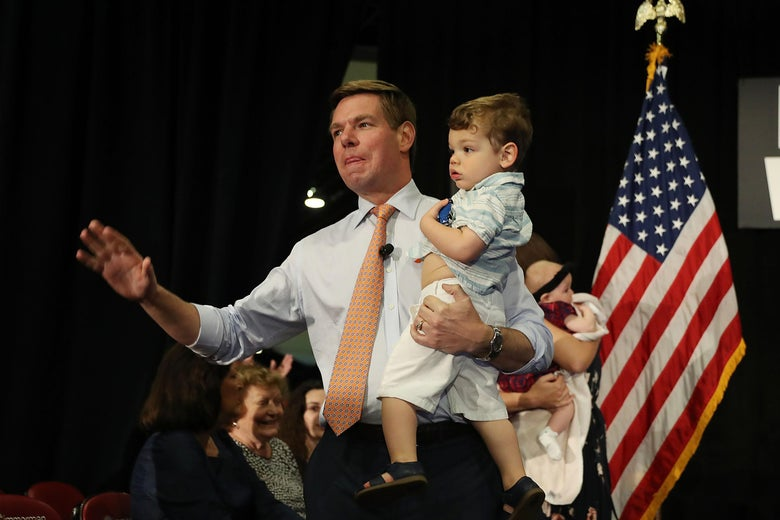 The Angle: 2020 Candidates Are Reluctant to Discuss Paying for Child Care