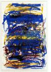 Painting by Joan Mitchell