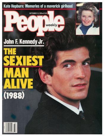 JFK Jr. Sexiest Man Alive