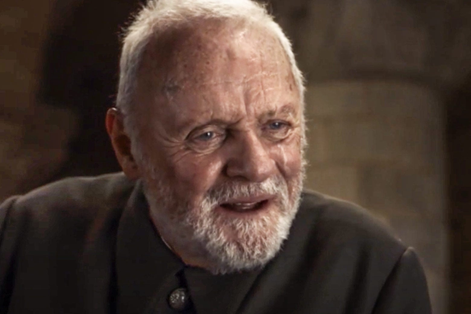 Anthony Hopkins in Richard Eyre's King Lear.