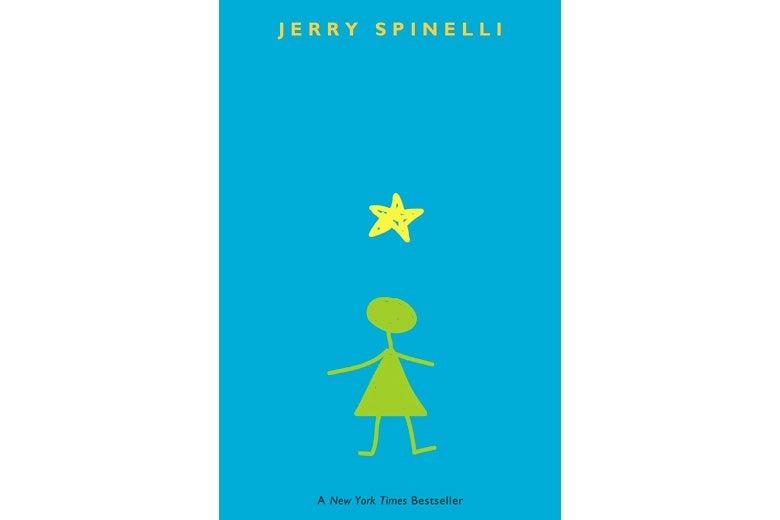 Stargirl book cover.