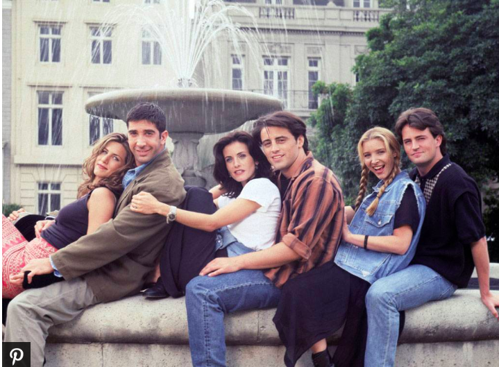 Don't Worry, Friends Will Stay on Netflix … For Now
