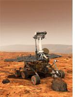 probe on Mars