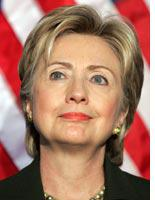 Hillary Clinton. Click image to expand.
