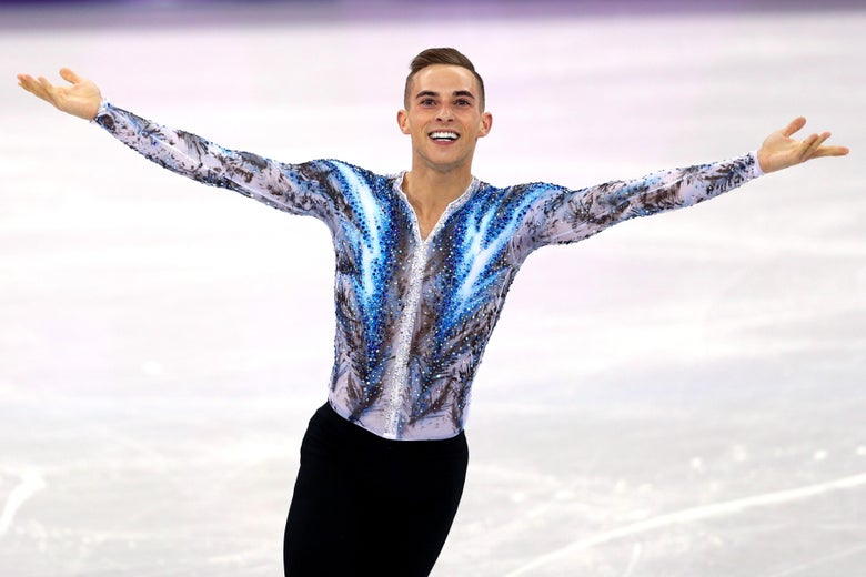 "Today in Conservative Media: Dear Adam Rippon, ""You're Gay. Get Over It."""