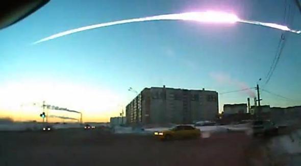 russia asteroid impact