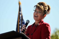Sarah Palin. Click image to expand.
