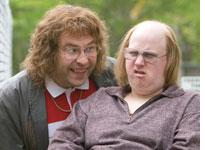 Little Britain USA: with David Walliams as Lou and Matt Lucas as Andy. Click image to expand.