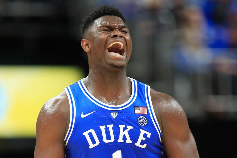 1201c922e2fd Zion Williamson and Duke basketball s freshman stars are clearly too ...