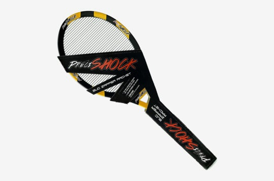 PreciShock Electric Fly Swatter Racket.