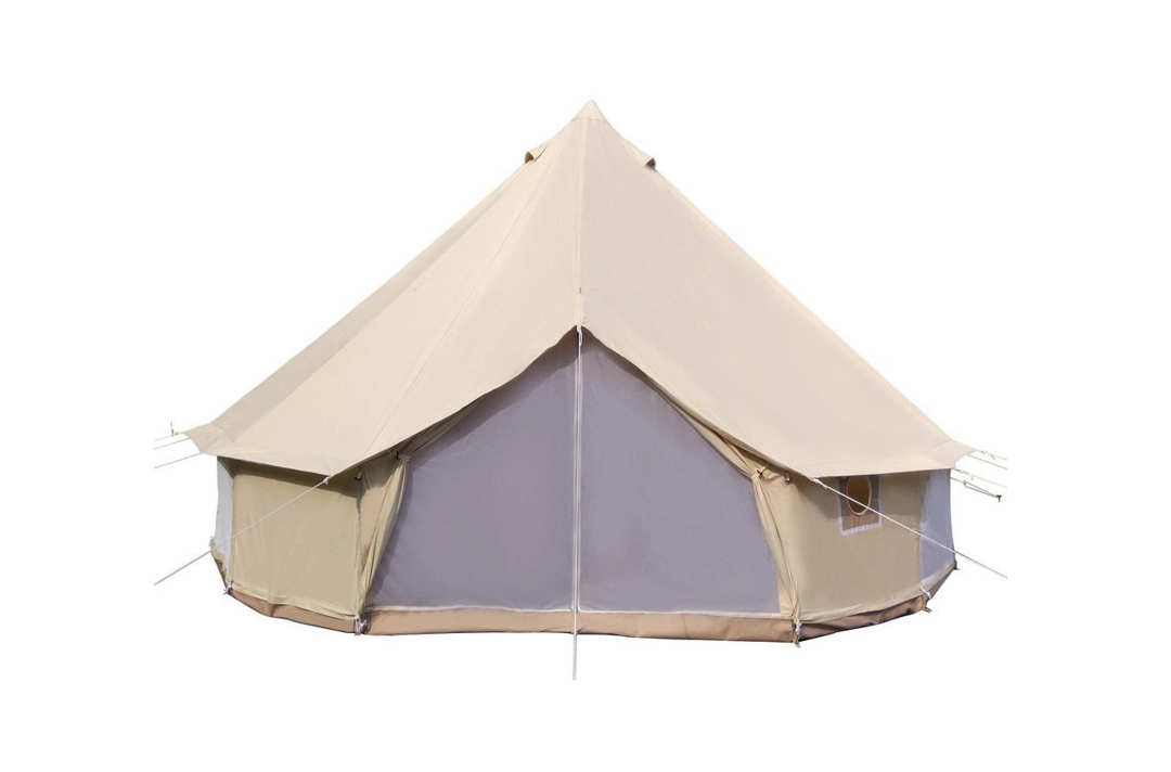 Dream House Heavy-duty Glamping Tent Safari Tent.