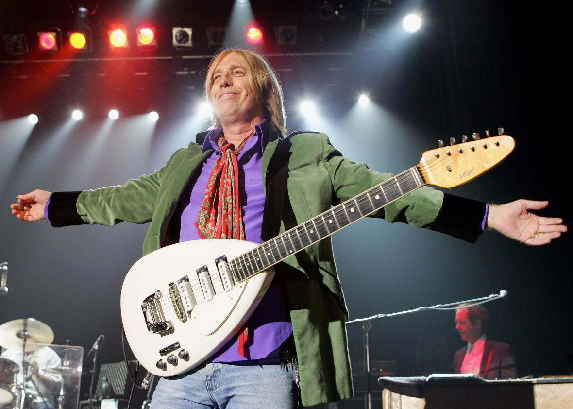 Tom Petty could outline a world in a sentence.