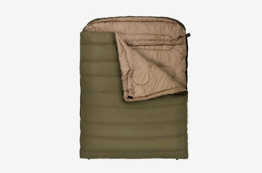 Teton Sports Mammoth Queen Size Sleeping Bag.