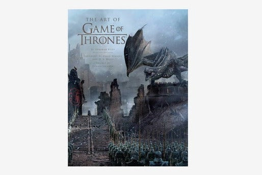 The Art of Game of Thrones