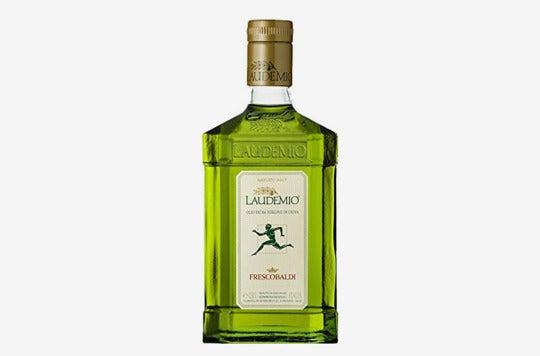 Marchesi de Frescobaldi Laudemio Extra Virgin Olive Oil.