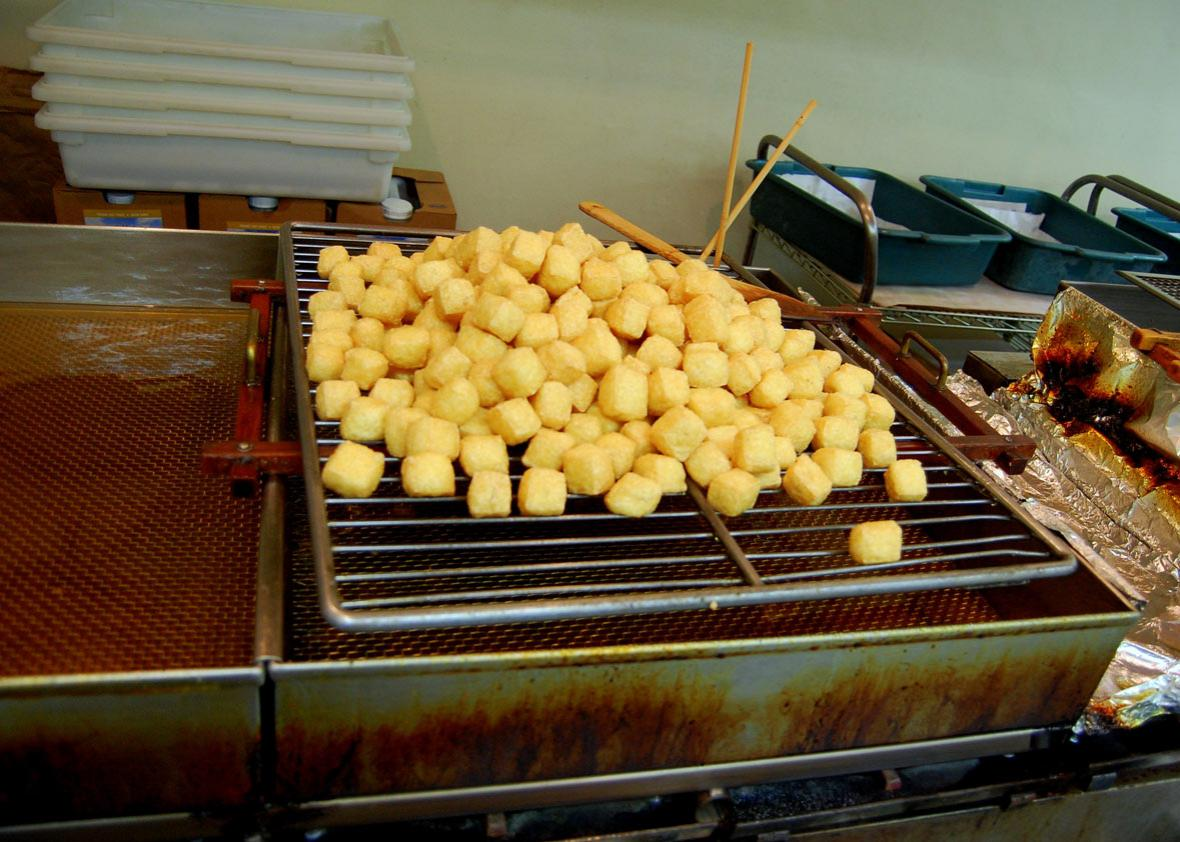 Fried aburaage
