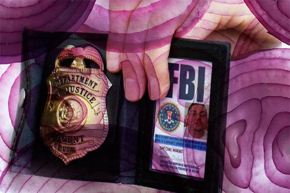 TOR and the FBI.