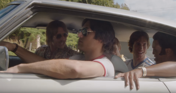 Richard Linklater tackles the '80s.