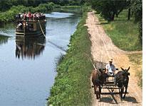 Erie Canal: Internet's forebearer?