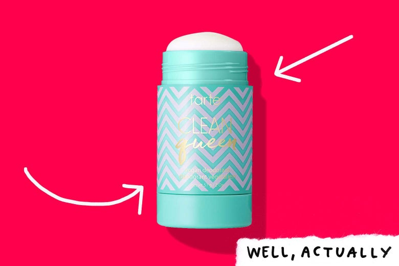 All-natural deodorants are a scam, but antiperspirants are too