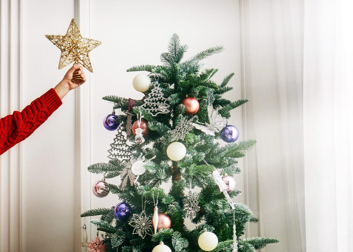 The Best Reviewed Artificial Christmas Trees On Amazon