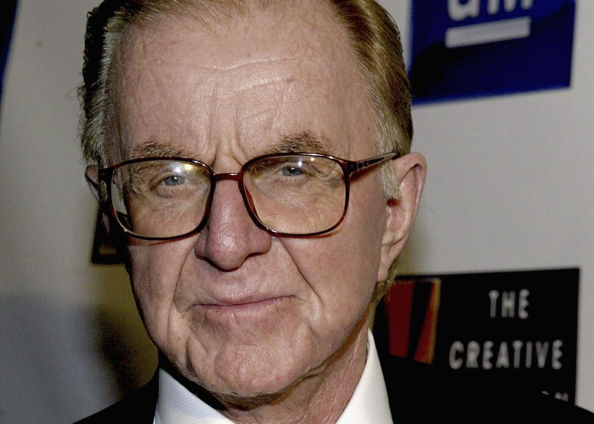 John Mclaughlin Mr T Of Tv Journalism Dead At 89