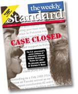 Who's afraid of the Weekly Standard?