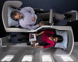 British Airways Business Class. Click to expand image.