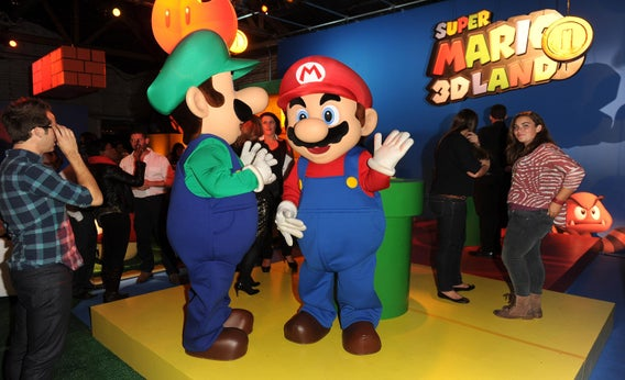 Mario and Luigi: foreign oligarchs in the Mushroom Kingdom