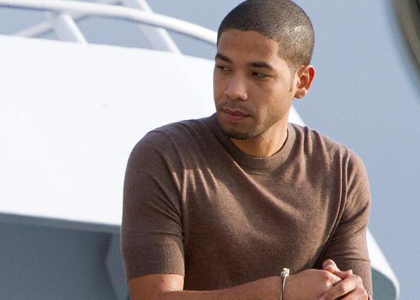 Jamal (Jussie Smollett, R)