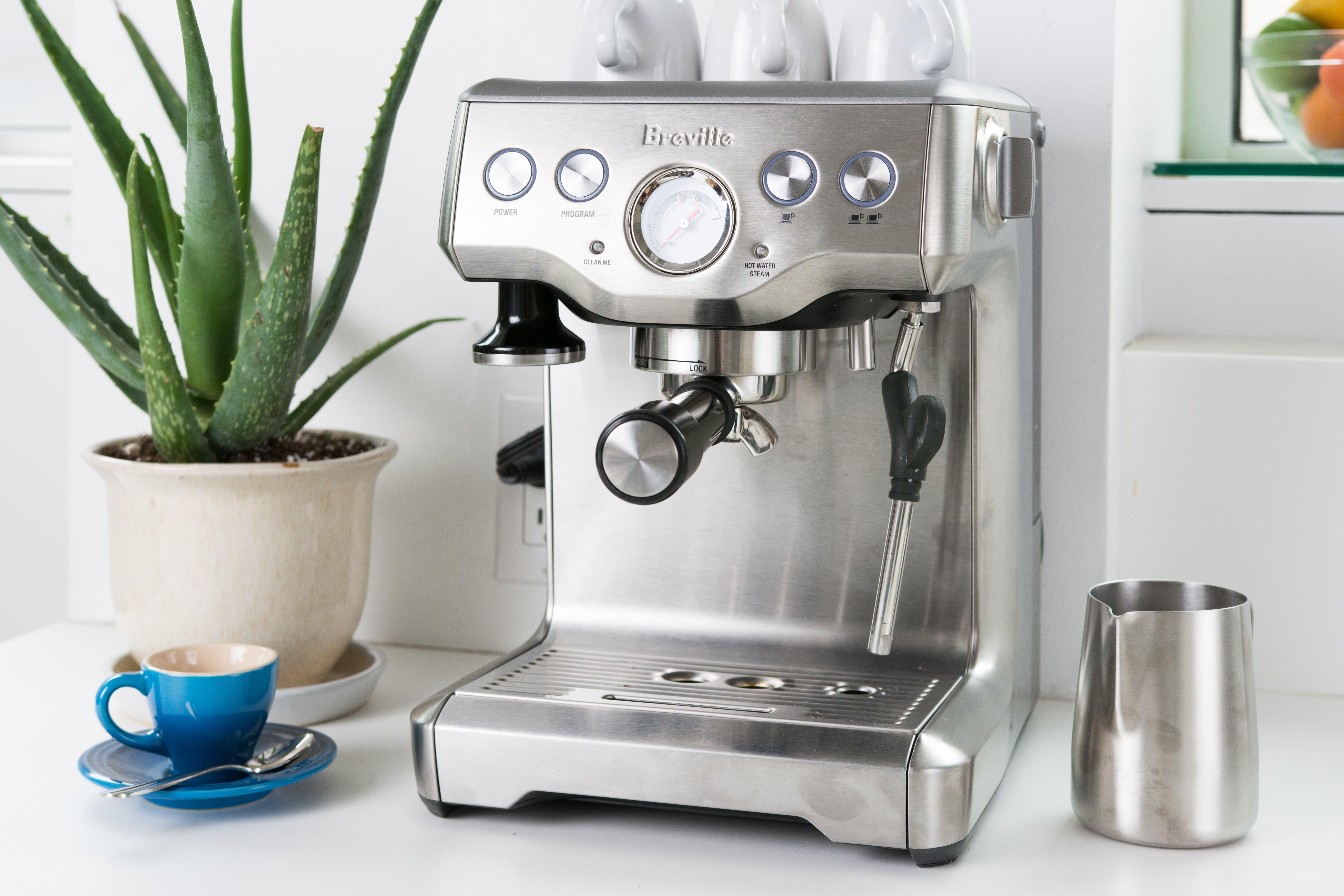 Breville Infuser espresso machine