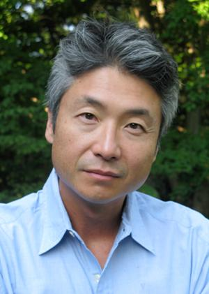 Author Chang-rae Lee.