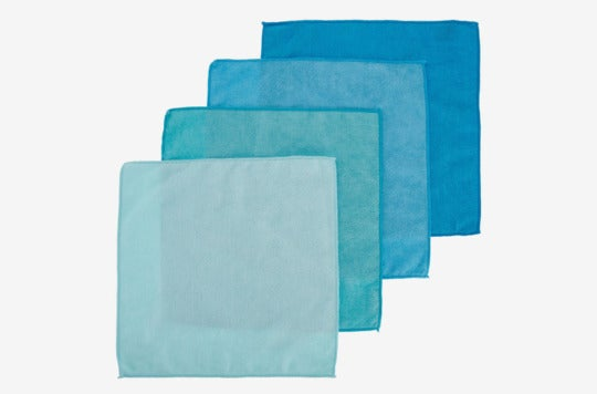 Campanelli Premium Microfiber Towel Set (40 pieces).