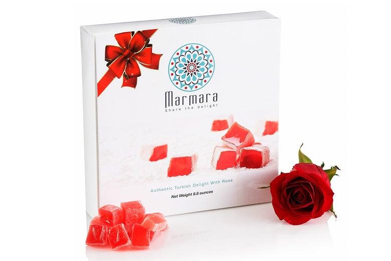 Marmara Authentic Rose Turkish Delight
