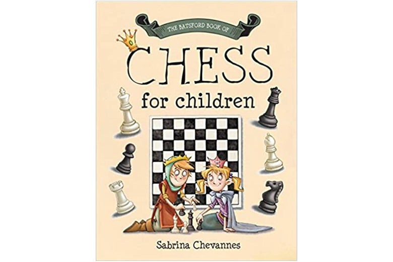 Chess for Children book jacket