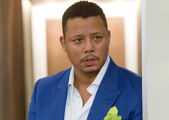 Lucious (Terrence Howard)