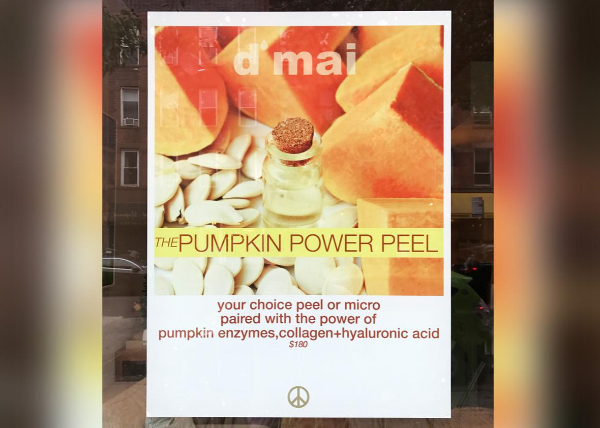 The power of pumpkin enzymes