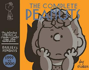 The Complete Peanuts.