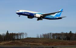 Boeing dreamliner. Click to expand image.
