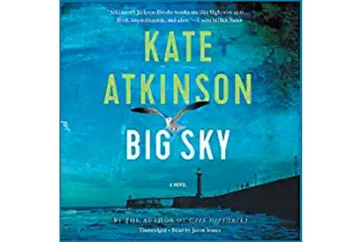 Audiobook cover of Big Sky.