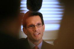 House Majority Leader-elect Eric Cantor. Click image to expand.
