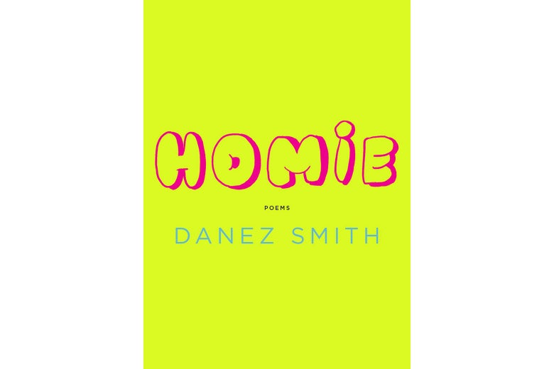The cover of Homie.
