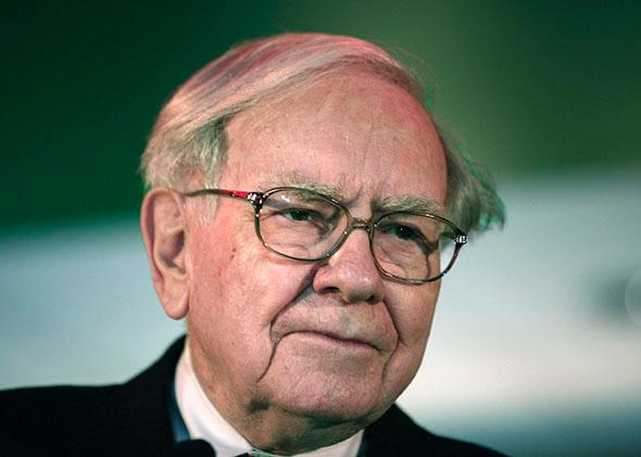Warren Buffett, Chairman and CEO of Berkshire Hathaway and Co-Chairman of Goldman Sachs