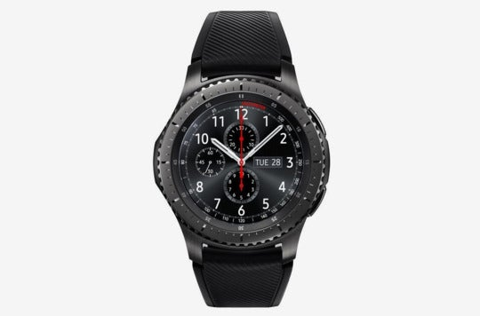 Samsung Gear S3 Frontier Smart Watch.