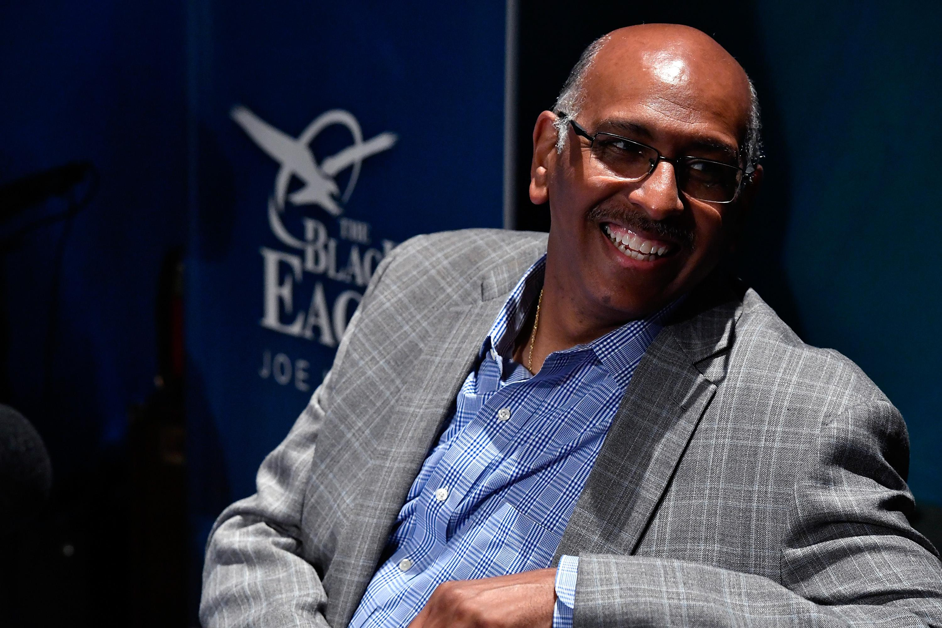 Former RNC chair Michael Steele.
