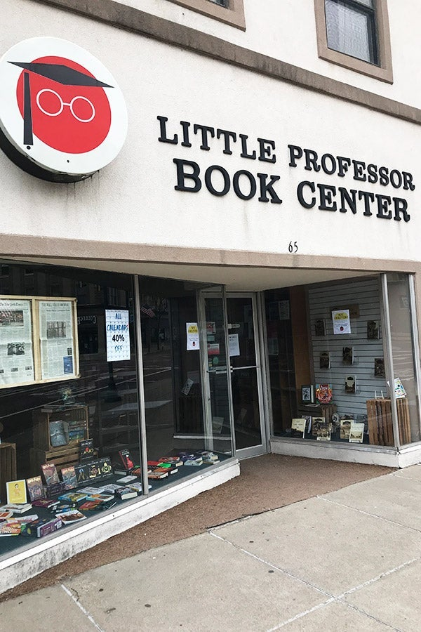 The Little Professor Book Center.