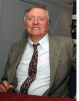 Buckley: No longer armed